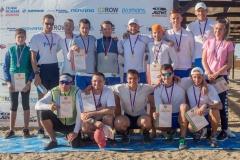 Чемпионат России по прибрежной гребле 2016, Крым