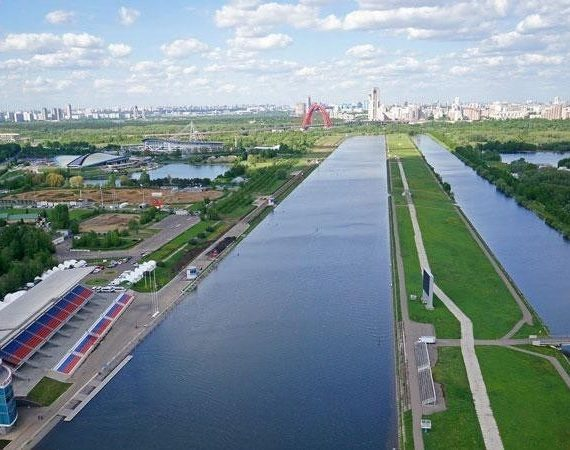 PR 19 grebnoi Kanal