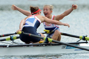 Olympics Day 8 - Rowing